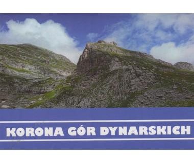 Książeczka Korona Gór Dynarskich