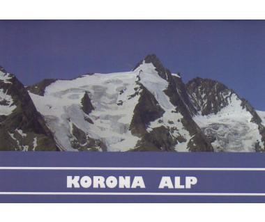 Książeczka Korona Alp