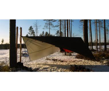Płachta biwakowa Thermo Tarp 4x3 m