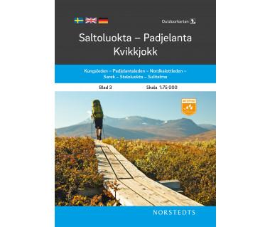 Saltoluokta / Padjelanta / Kvikkjokk (OUT.03)