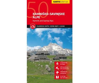 Kamnik & Savinja Alps