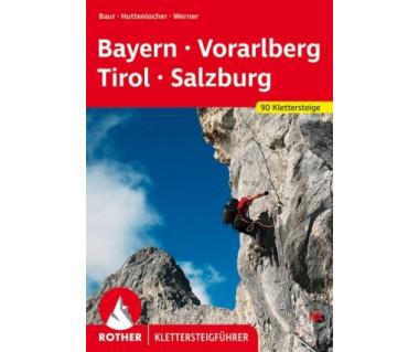 Bayern · Vorarlberg · Tirol · Salzburg