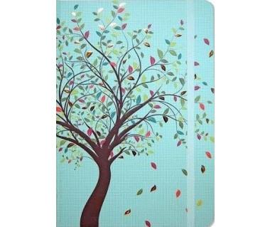 Notes Tree of Life niebieski