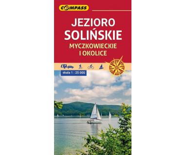 Jezioro Solińskie, Myczkowieckie i okolice