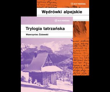 Wawrzyniec Żuławski - Komplet książek