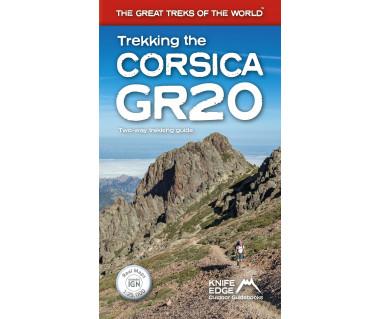 Trekking the Corsica GR20