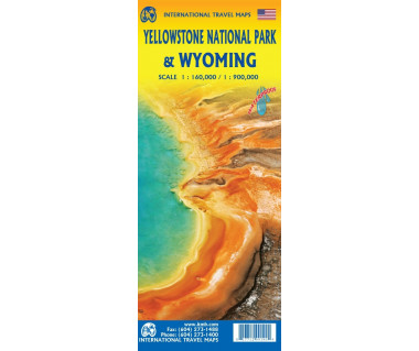 Yellowstone National Park and Wyoming