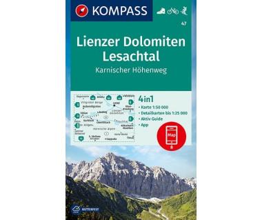 K 47 Lienzer Dolomiten, Lesachtal