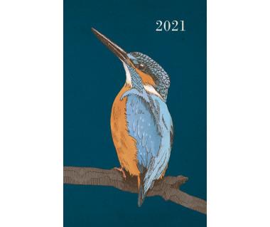 Kalendarz książkowy Ptaki 2021