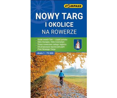 Nowy Targ i okolice na rowerze