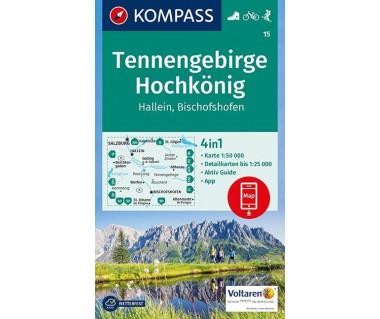 K 15 Tennengebirge, Hochkonig