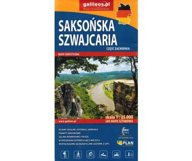 Saksońska Szwajcaria cz. zachodnia