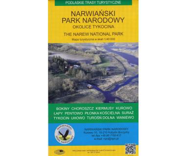 Narwiański Park Narodowy, Okolice Tykocina