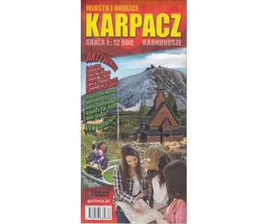 Karpacz miasto i okolice aktywnie