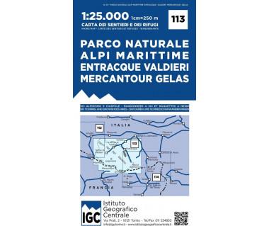 IGC 113 Parco Naturale Alpi Marittime