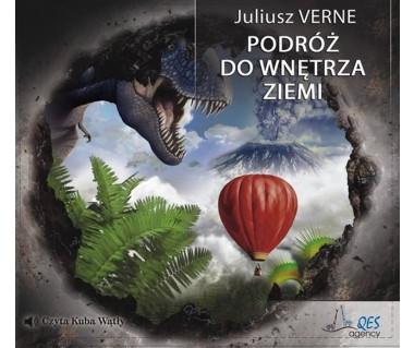 Podróż do wnętrz Ziemi (audiobook)