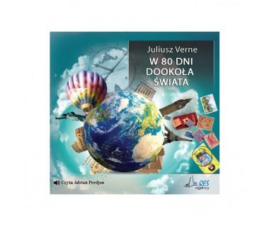 W 80 dni dookoła świata (audiobook)