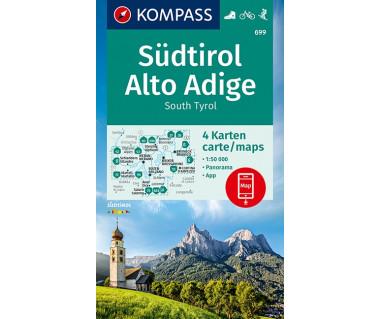 K 699 Sudtirol, Alto Adige