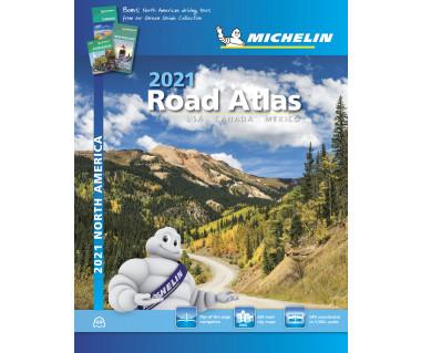 USA, Canada, Mexico Road Atlas