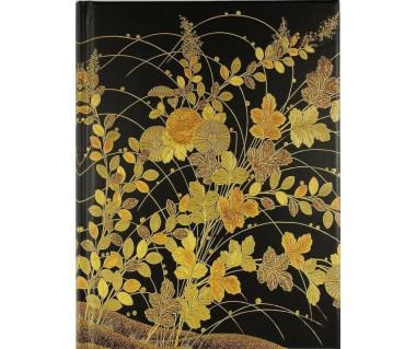Notatnik szyty Autumn Grasses