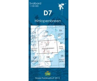 Svalbard D7 Hinlopenbreen