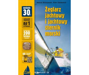 Żeglarz jachtowy i jachtowy sternik morski
