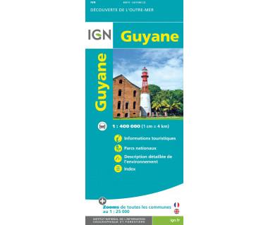 Guyane / French Guyana
