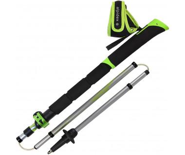 Kije Nordic Walking Vario Z Carbon 105-125cm