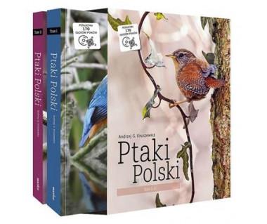 Ptaki Polski tom 1 i 2 w etui (komplet)