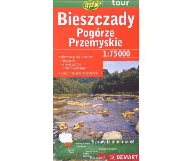 Bieszczady, Pogórze Przemyskie