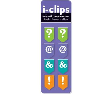 Zakładka magnetyczna i-clips Punctuation