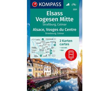 K 2221 Alsace, Vosges du Centre