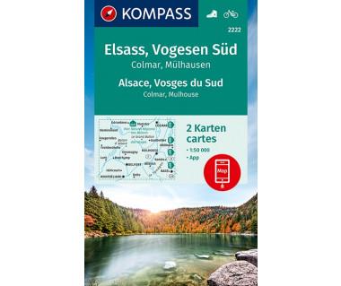 K 2222 Alsace, Vosges du Sud