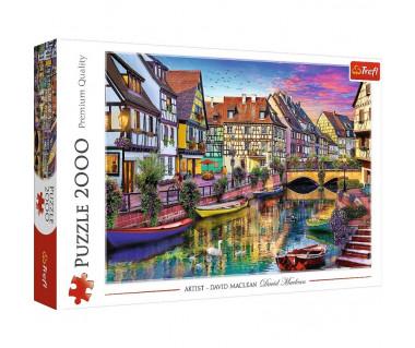 Puzzle 2000 Colmar, Francja