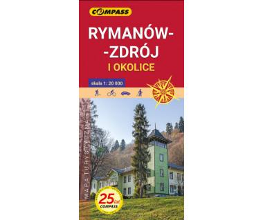 Rymanów Zdrój, Iwonicz Zdrój i okolice