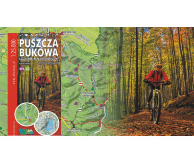 Puszcza Bukowa - Szczeciński Park Krajobrazowy