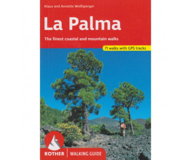 La Palma Rother walking guide