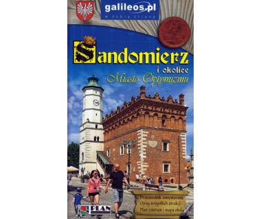 Sandomierz i okolice przewodnik