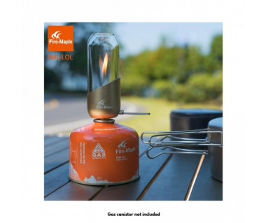 Lampa gazowa Orange