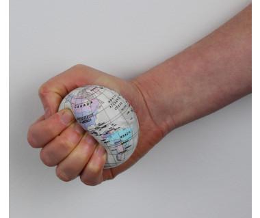 Ściskacz gumowy piłka antystresowa