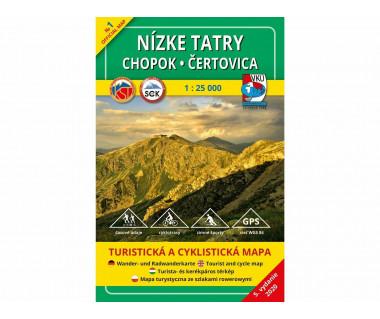 S1 Nizke Tatry, Chopok, Certovica