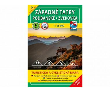 S3 Zapadne Tatry-Podbanske-Zverovka