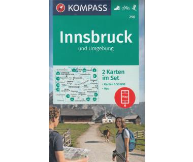 K 290 Innsbruck und Umgebung