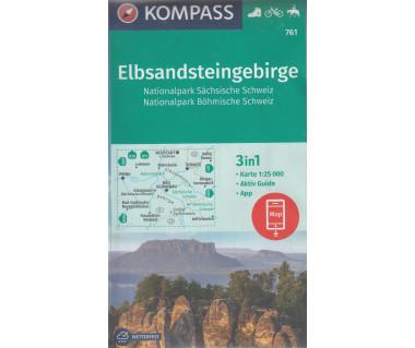 K 761 Elbsandsteingebirge