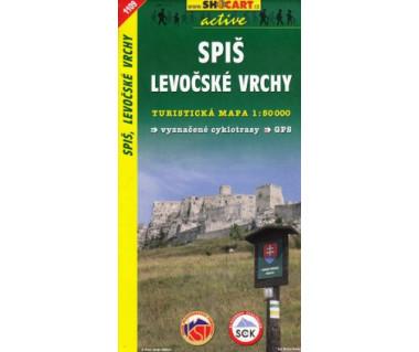 CT50 1109 Spis, Levocske Vrchy