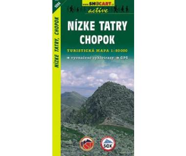 CT50 1094 Nizke Tatry, Chopok