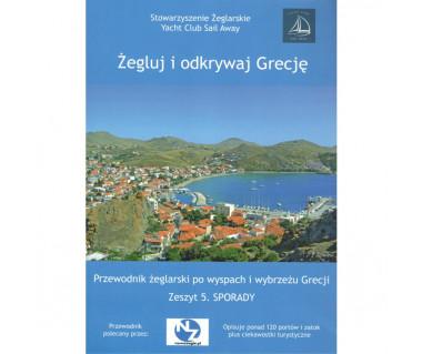 Żegluj i odkrywaj Grecję. Zeszyt 5. Sporady