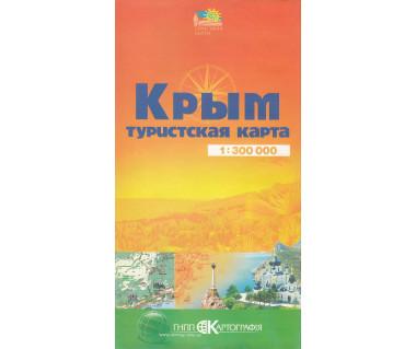 Krym mapa turystyczna