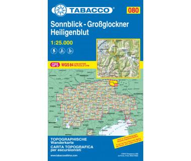 TAB080 Sonnblick, Grossglockner Heiligenblut