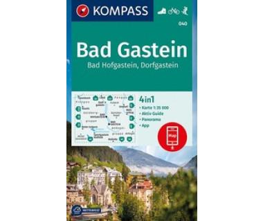 K 040  Bad Gastein, Bad Hofgastein, Dorfgastein